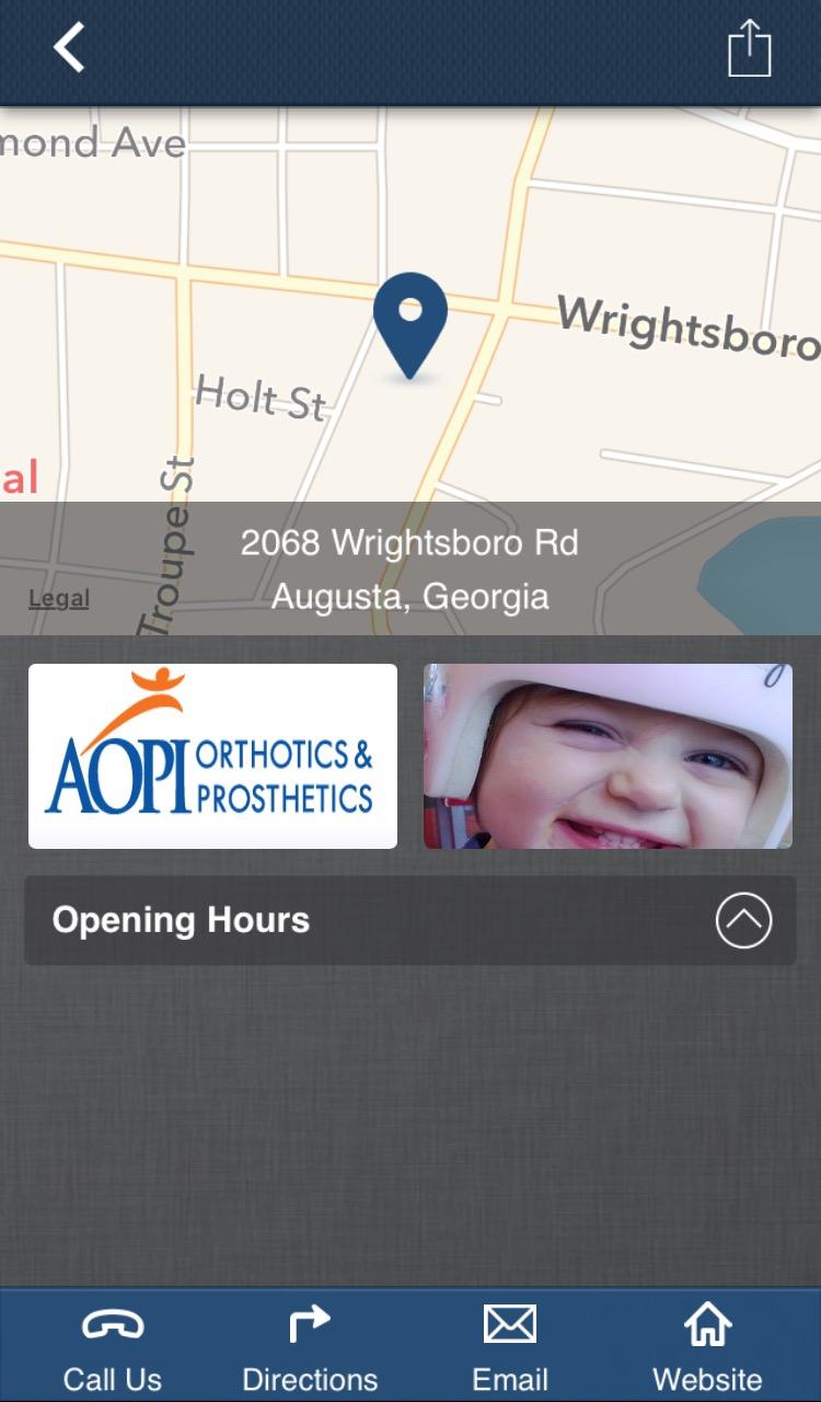 App /Facebook/Instagram - AOPI